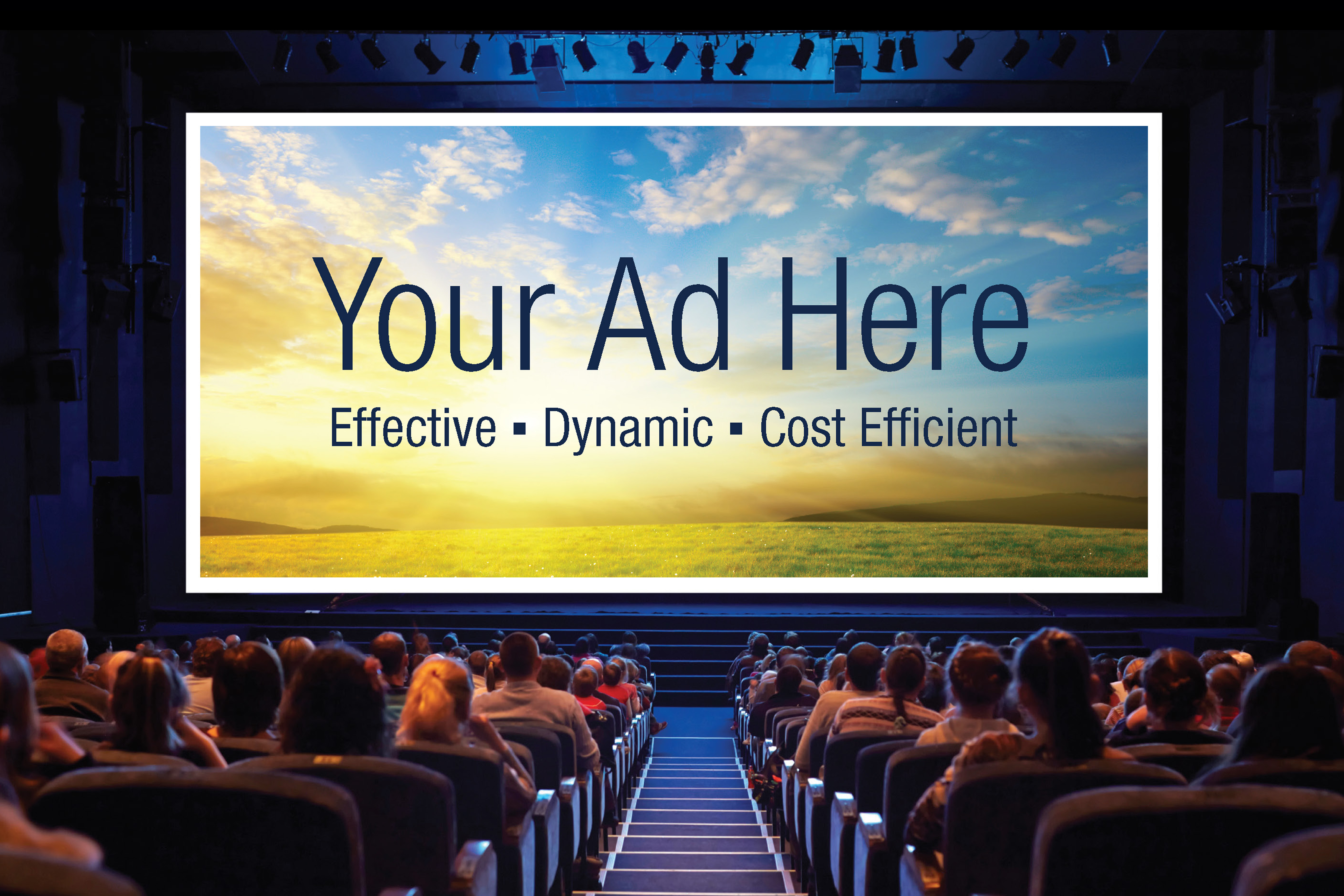 Your Ad Hear Pre-Screen advertising